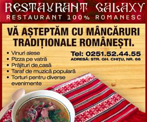 Restaurant Galaxy Craiova